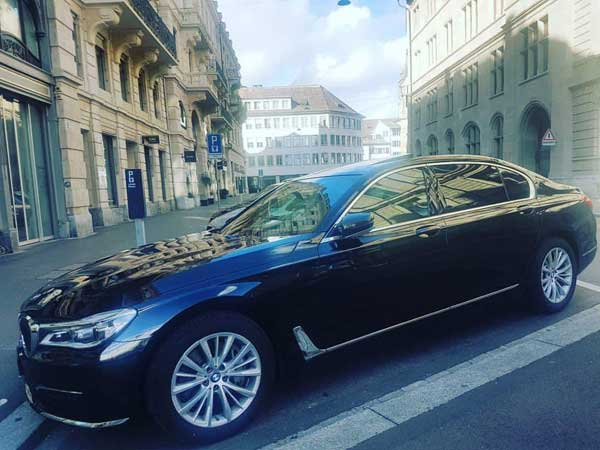BMW 7, Luxuty sedan, VIP, 4x4, Long version